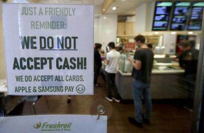 San Francisco to join list of those banning cashless stores