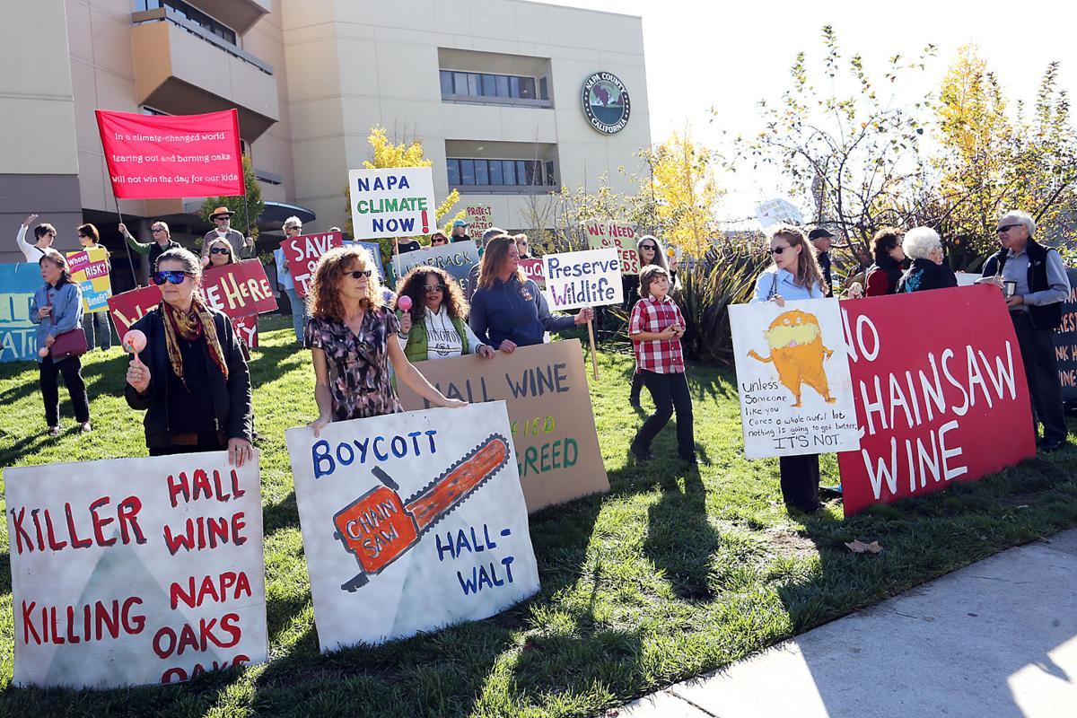Walt Ranch Protest