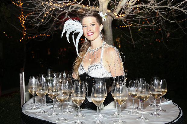 Raymond Vineyards' Fourth Annual Napa Gras Masquerade
