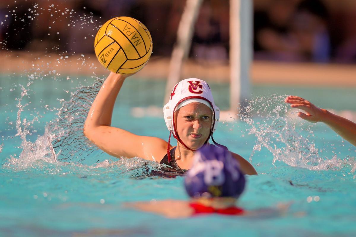 Annika Meyering Big Game Water Polo
