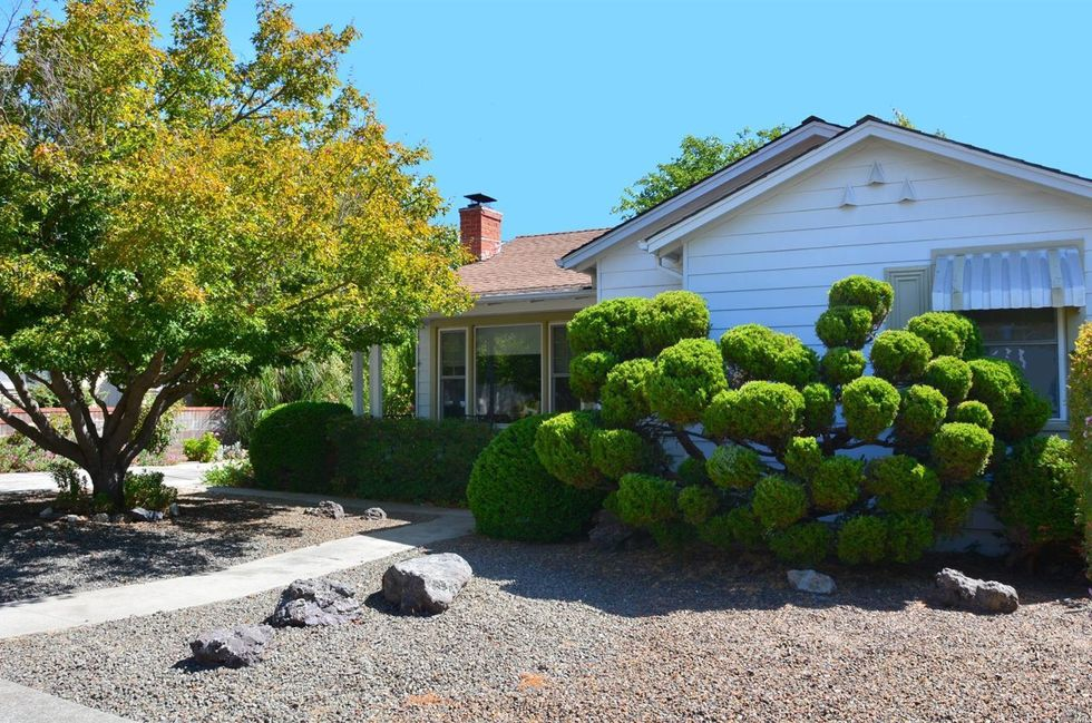 Homes Recently Listed In The Napa Valley Home And Garden