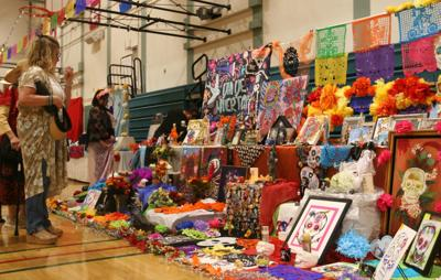 Napa Dia de los Muertos 2018 Harvest Middle School (copy)