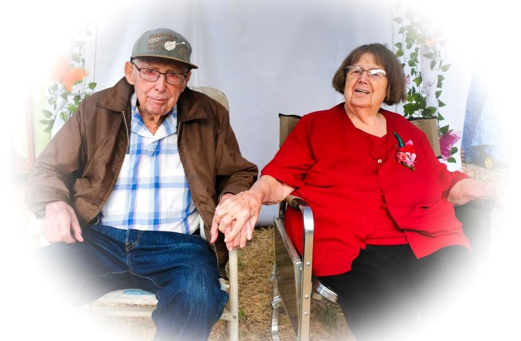 Stan and Anne Dye