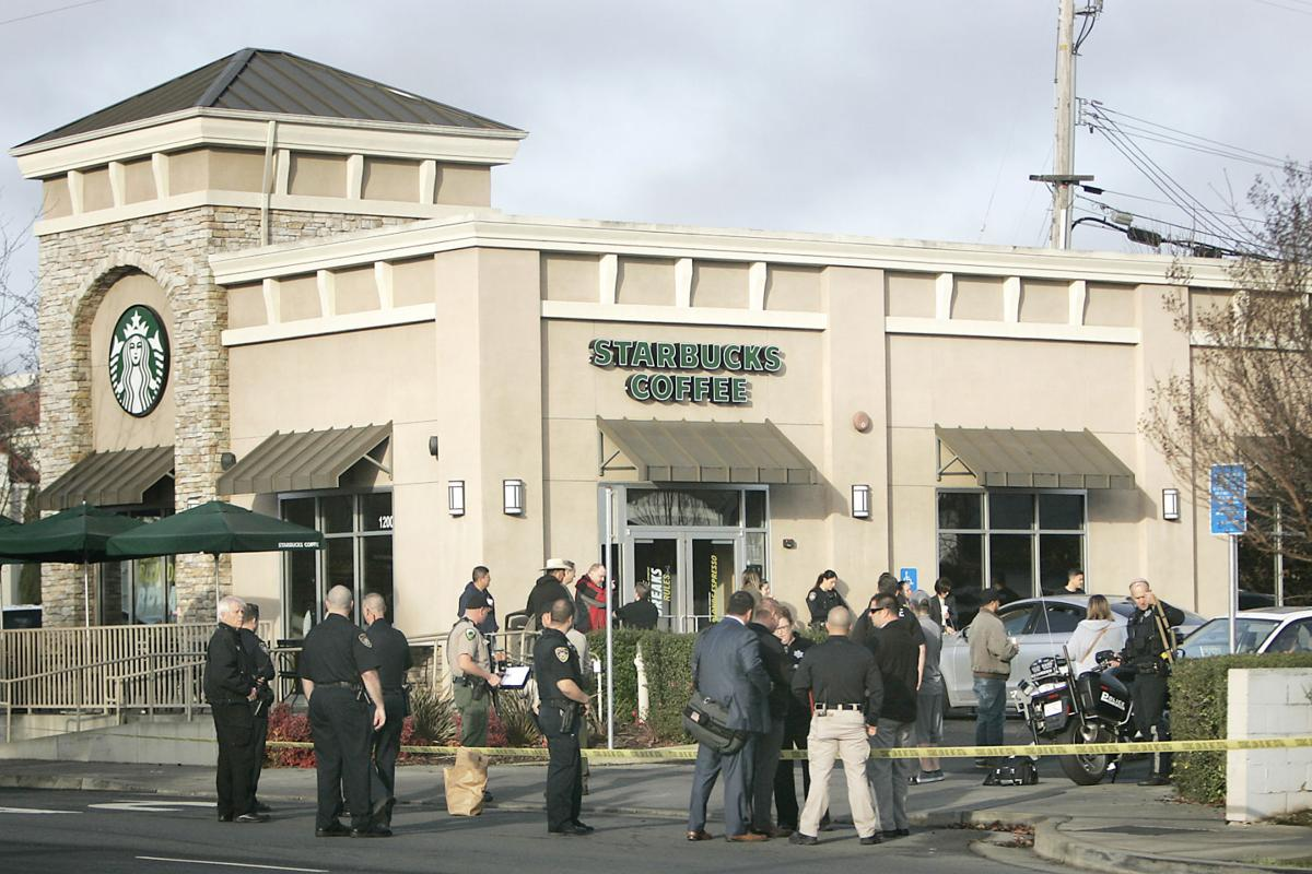 Shooting at Starbucks