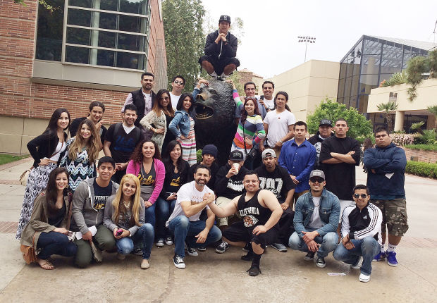 Legacy Youth Project trip
