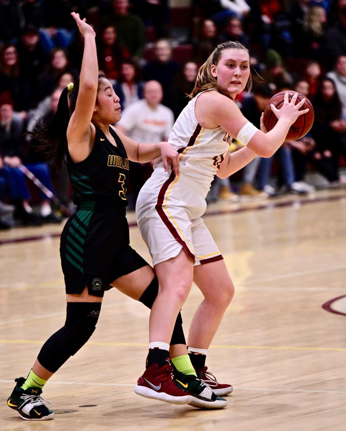 San Ramon Valley at Vintage girls basketball