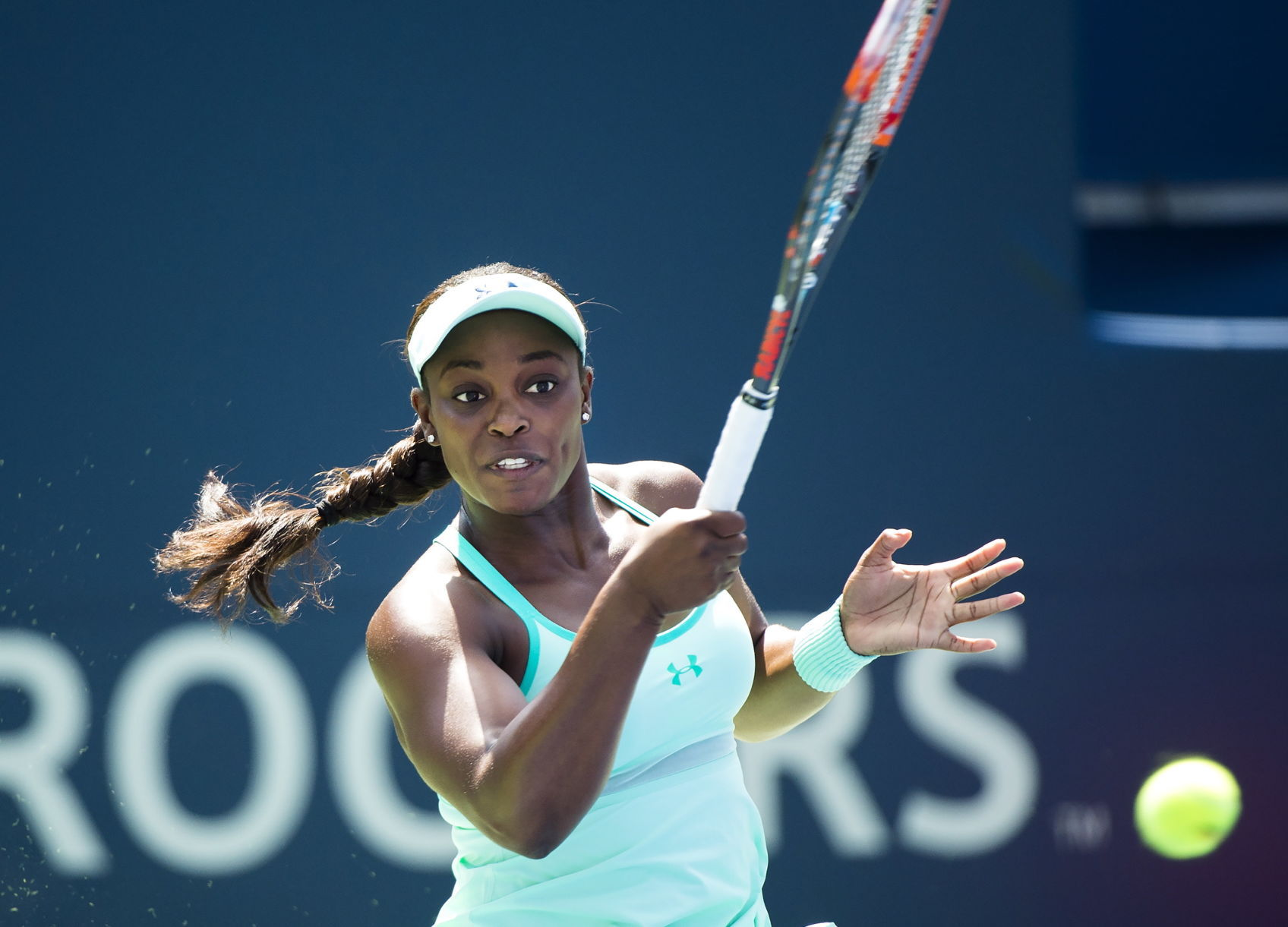 Rain, Wozniacki and Stephens Upsets Mark WTA Toronto on Friday