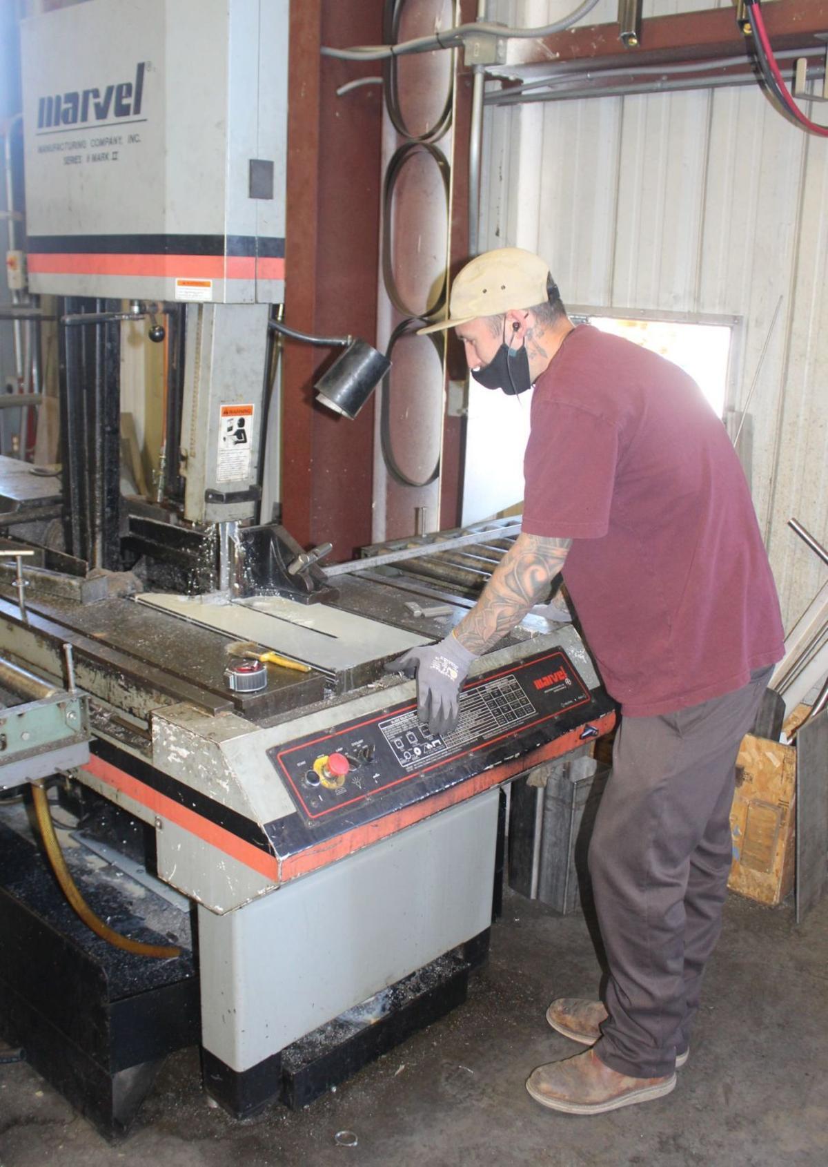 MUST Machining & Fabrication