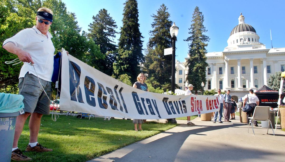 2003 California recall