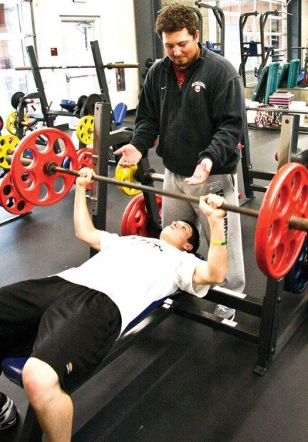 College S New Gym More Than About Improving Athletics