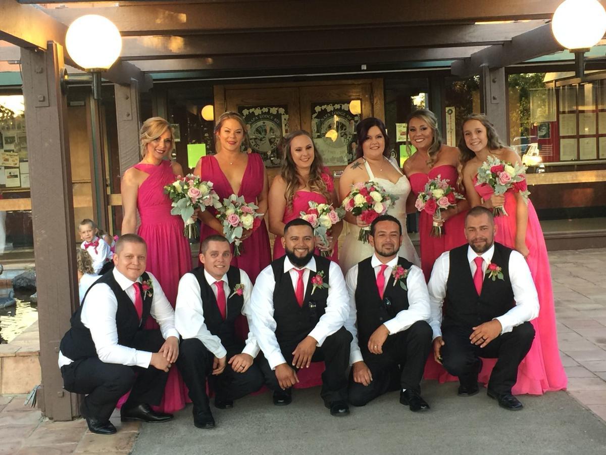 Rangel wedding