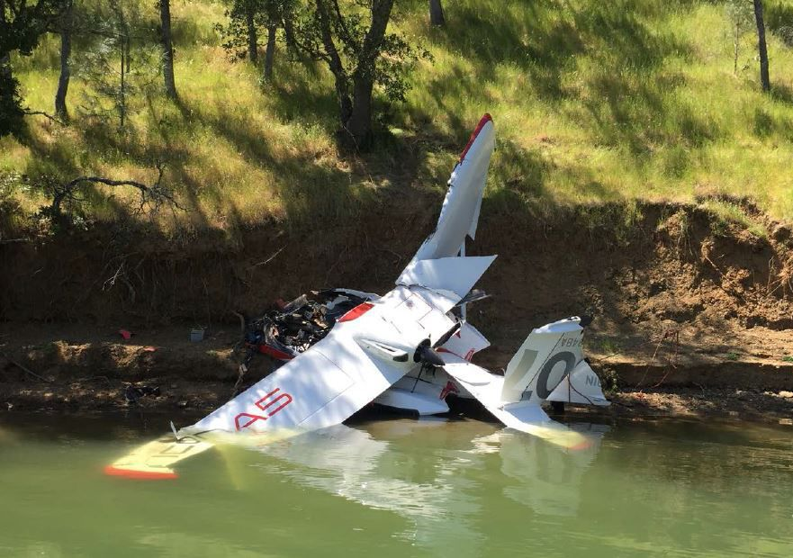 Federal investigators: Pilot error caused double-fatality