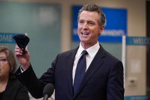 GOP's Larry Elder looks for shock win in California recall