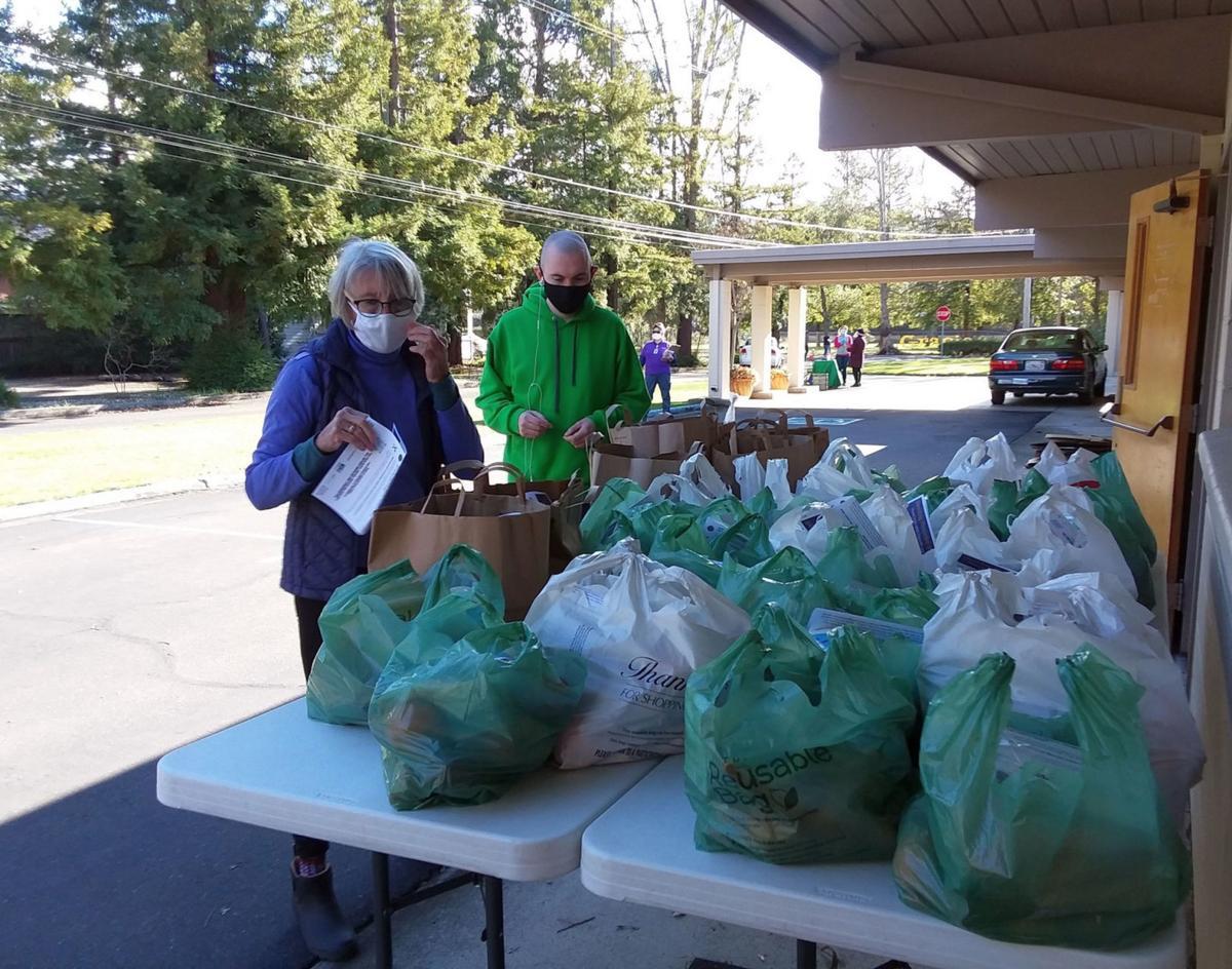 Catholic Charities Food Bank