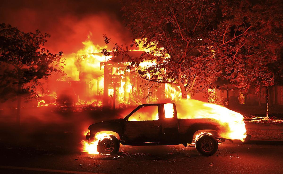 California Wildfires Investigation