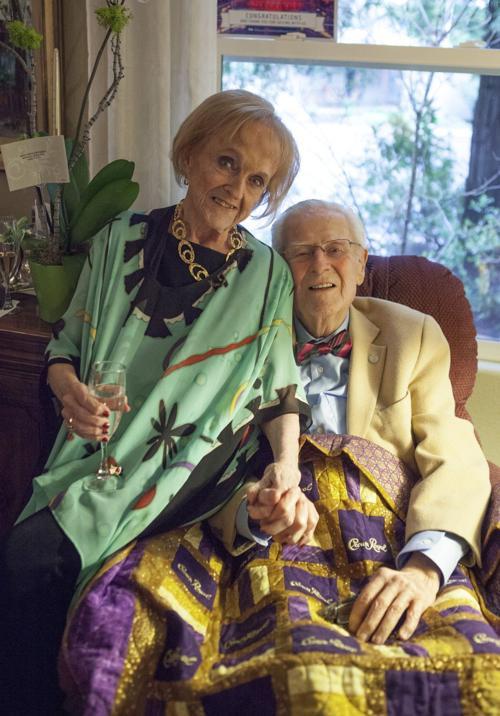 Chuck and Janice McKinnon