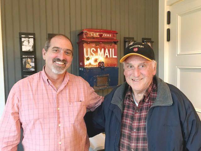 Mark and Ed Salvestrin