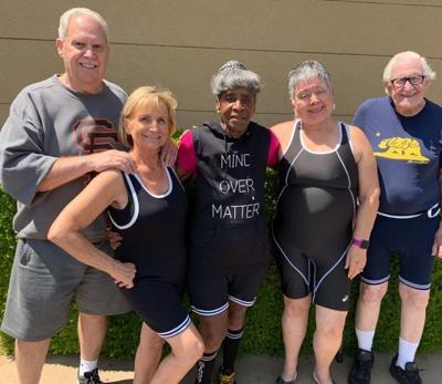 Napa Senior Weight Lifters
