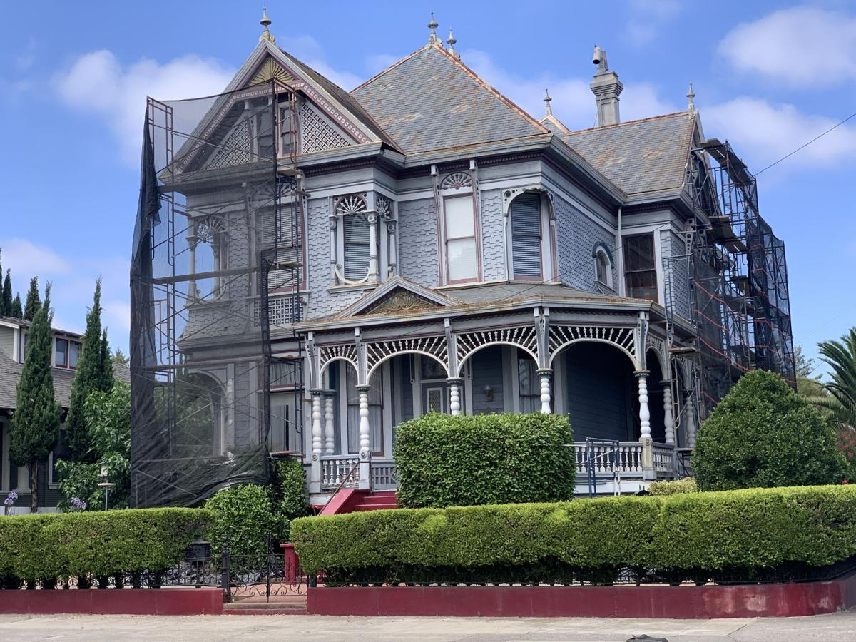 'Hotel California' proposed for downtown Napa Victorian