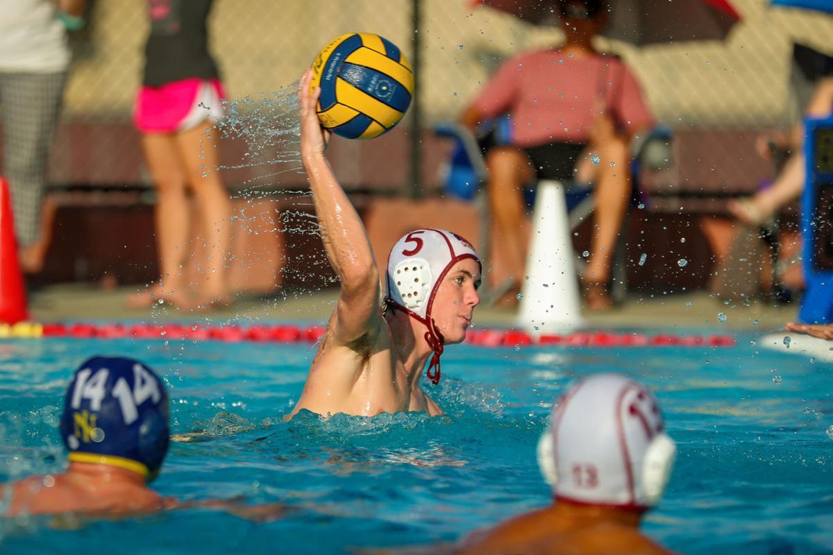 Big Game Water Polo: Vintage Crushers vs. Napa High Grizzlies Varsity Girls