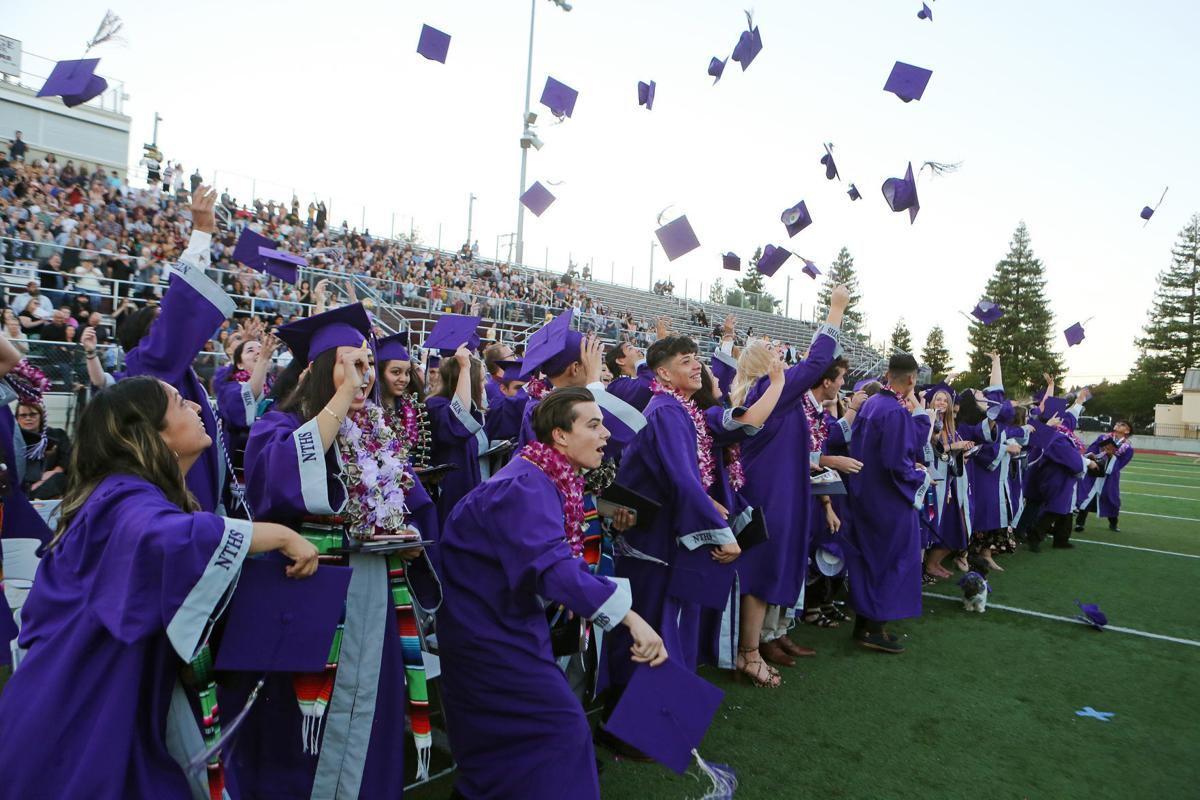 New Tech High School graduation 2019