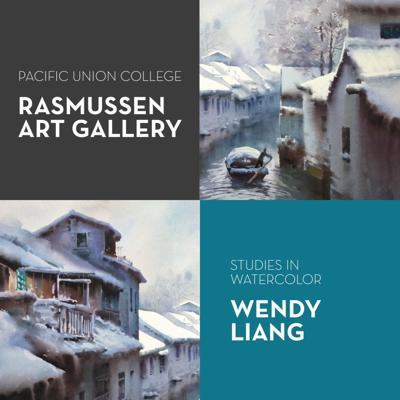 Rasmussen Art Gallery at Pacific Union College