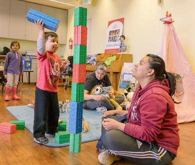Community Resources for Children (CRC) of Napa is celebrating its 40th anniversary with an event on Nov. 28