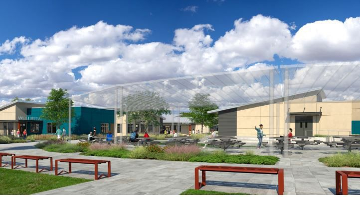 New American Canyon Middle School