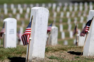 Memorial Day observances in Napa County