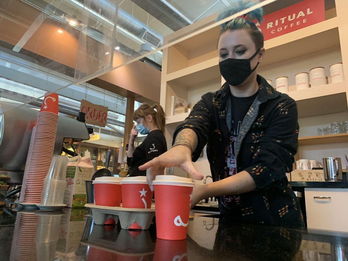 Ritual Coffee Roasters of Napa