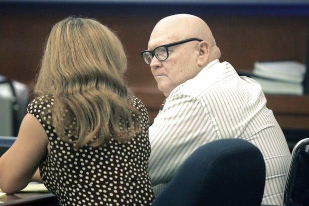 Roy Melanson Trial Begins