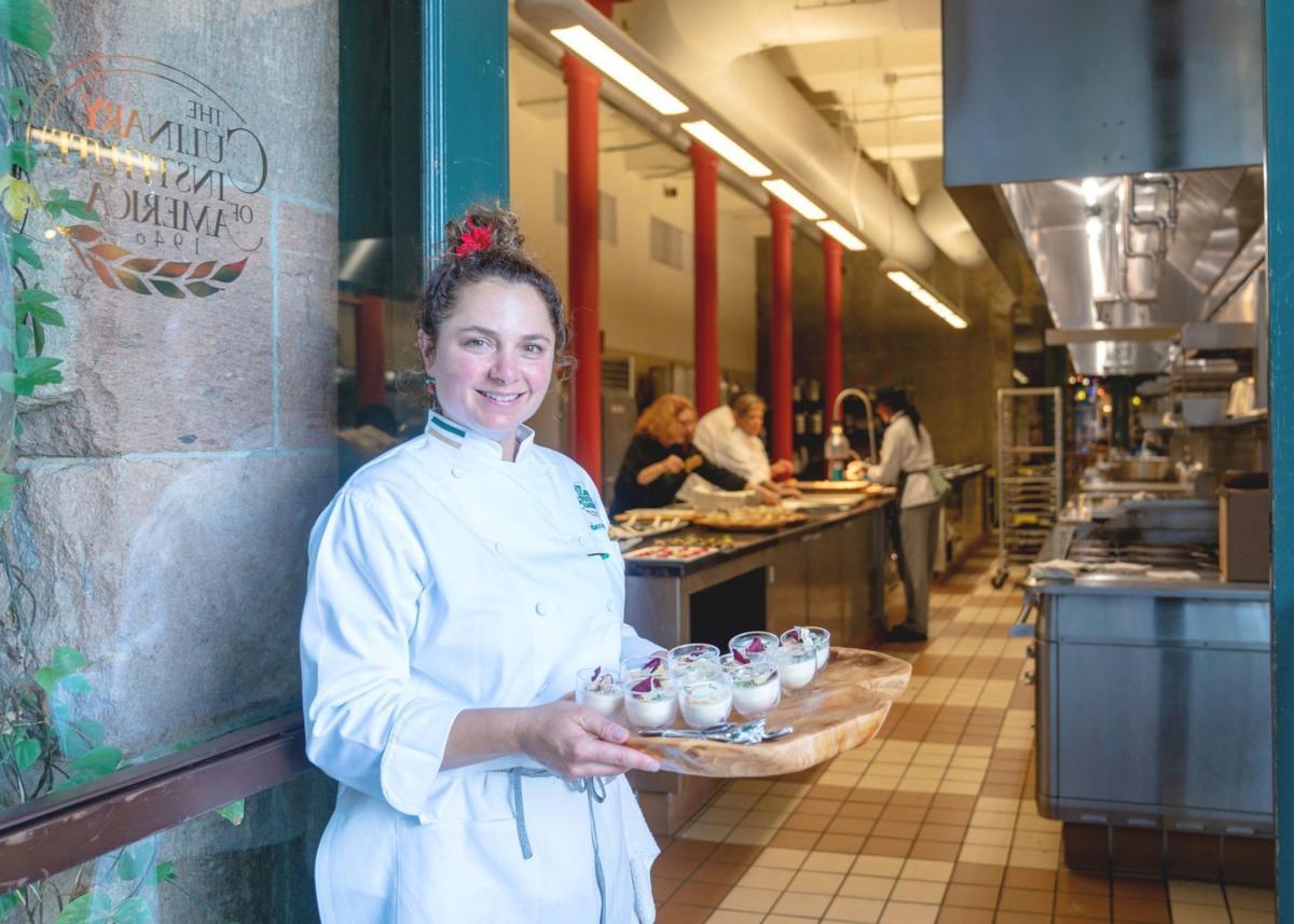 Chef Rebecca Peizer