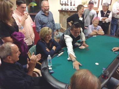 Texas Hold 'em at Rianda House