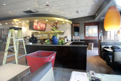 New Habit Burger Location