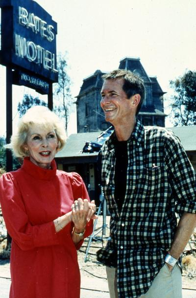 JANET LEIGH; ANTHONY PERKINS