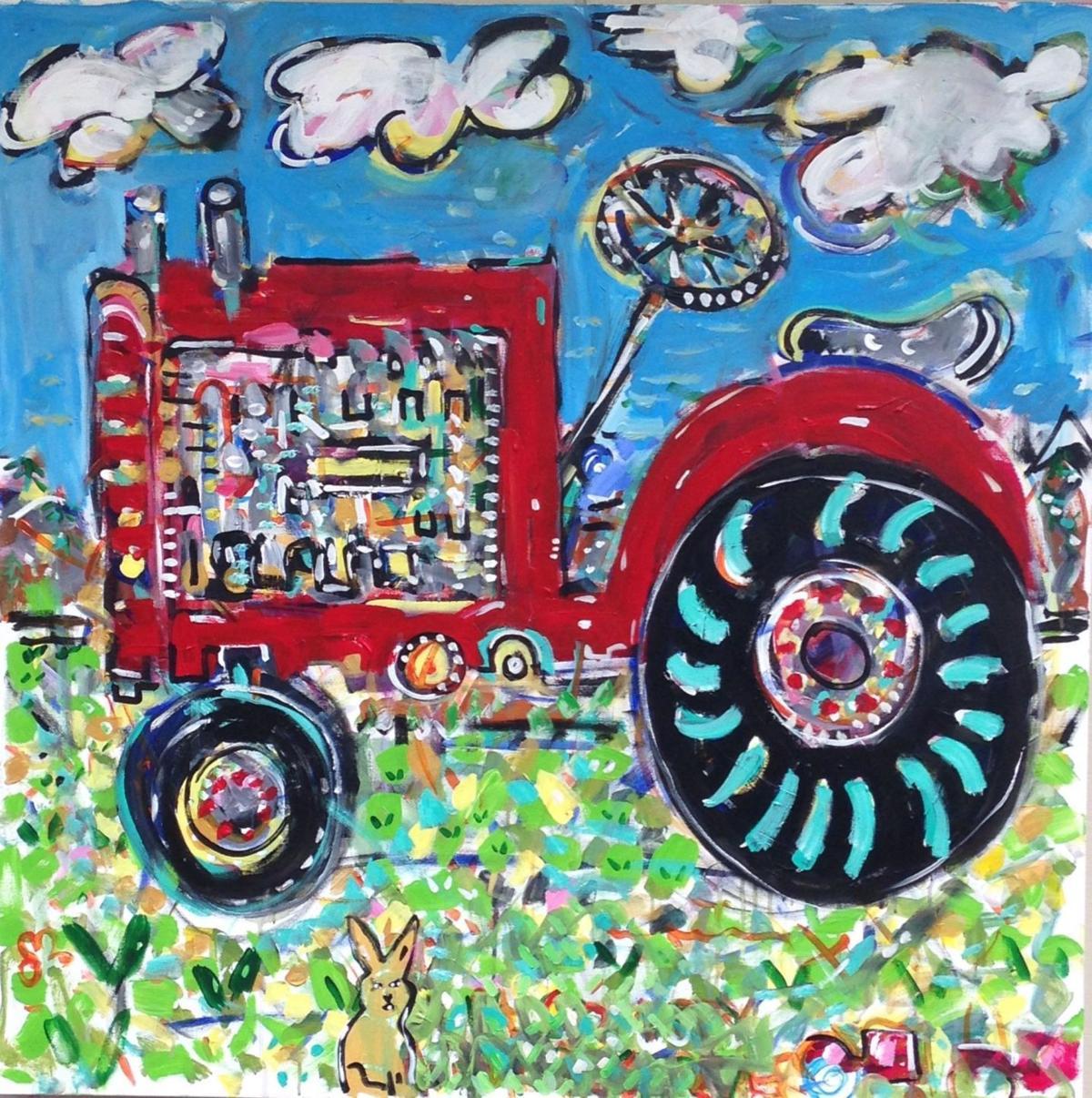 Ellsworth tractor