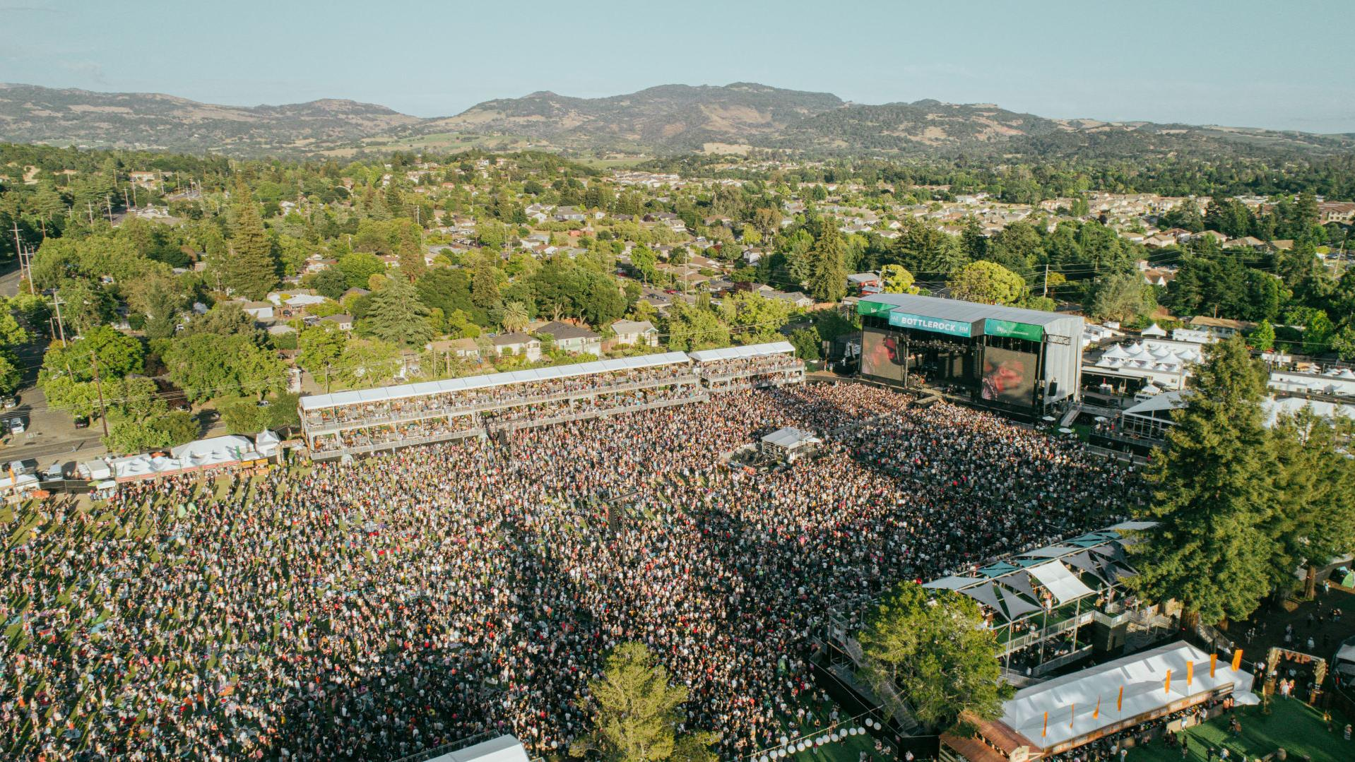 Napa S Bottlerock Remains Scheduled For May Amid Growing Coronavirus Uncertainty Local News Napavalleyregister Com