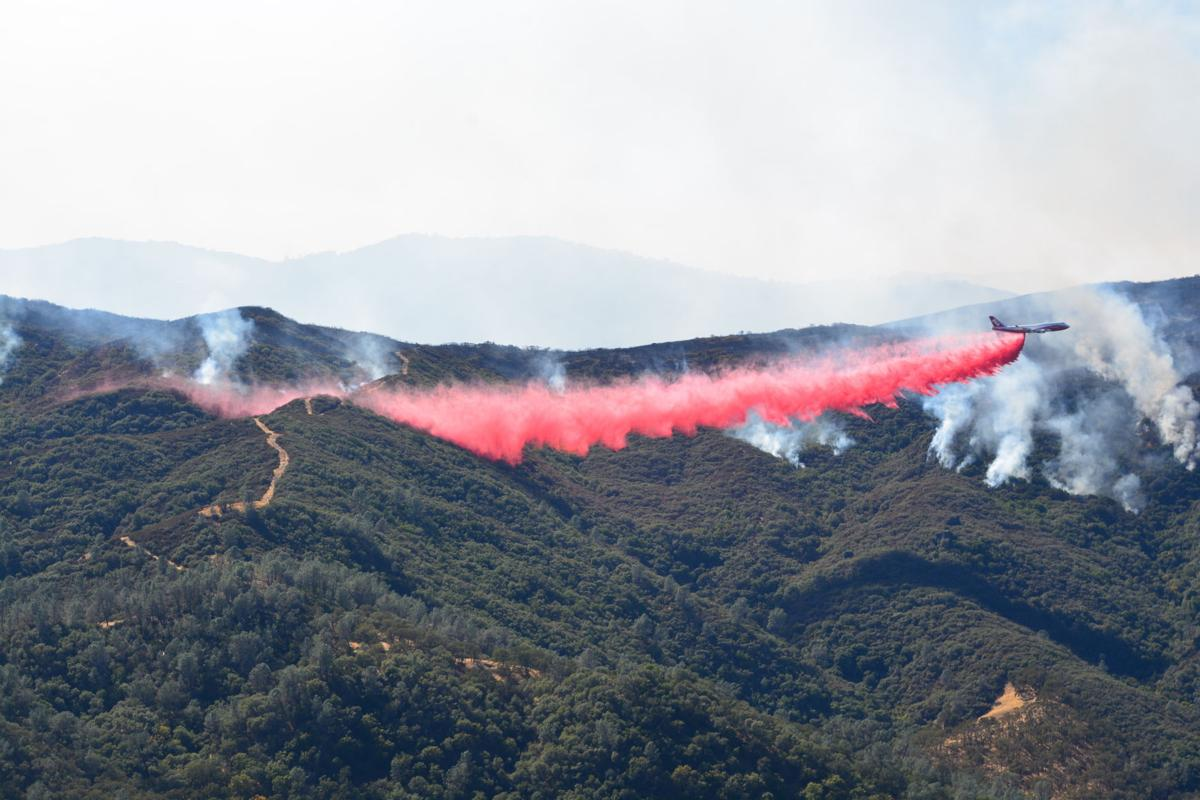 Lake Berryessa News documents Napa fires on Facebook Live