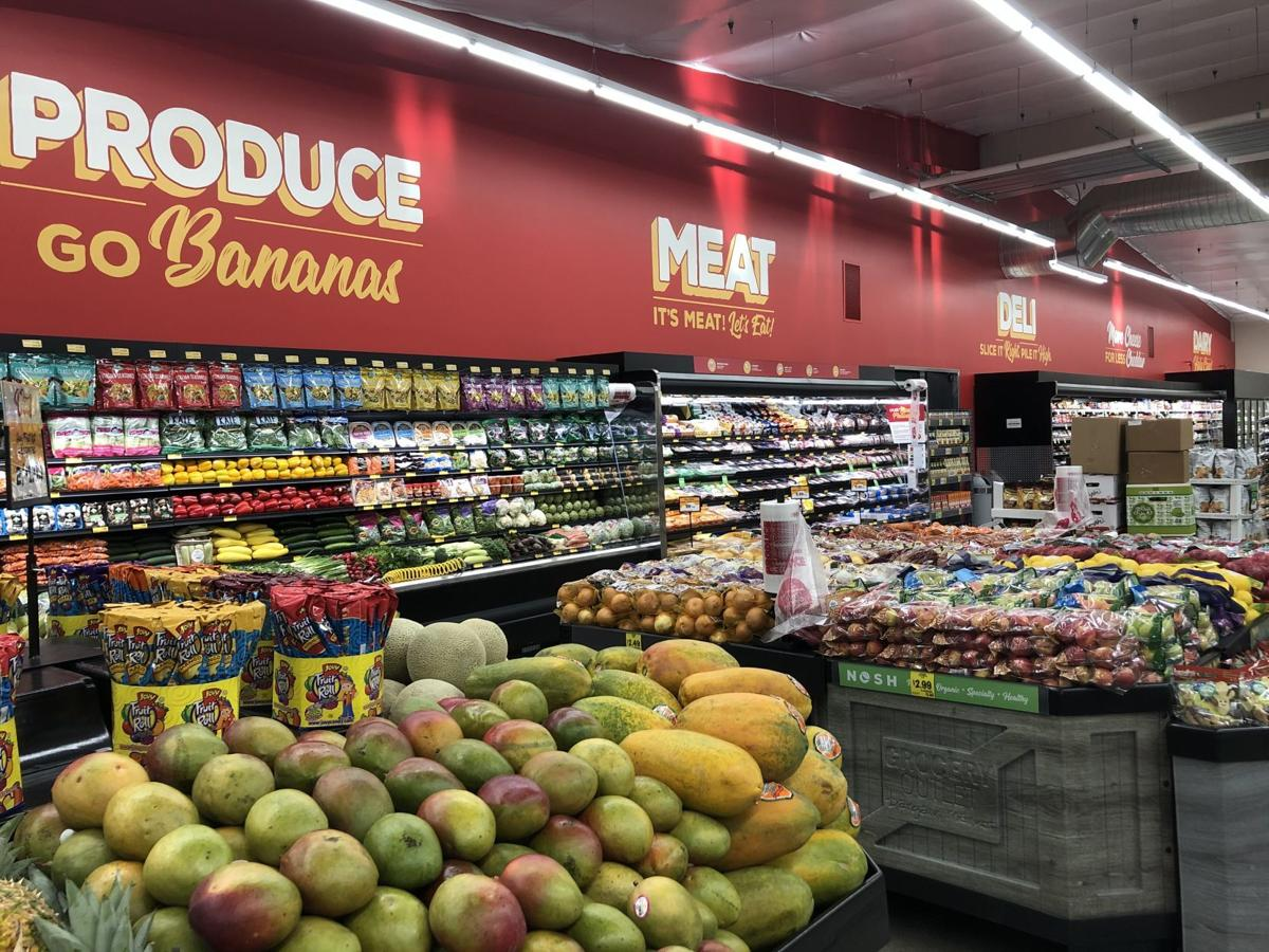 Napa's second Grocery Outlet Bargain Market