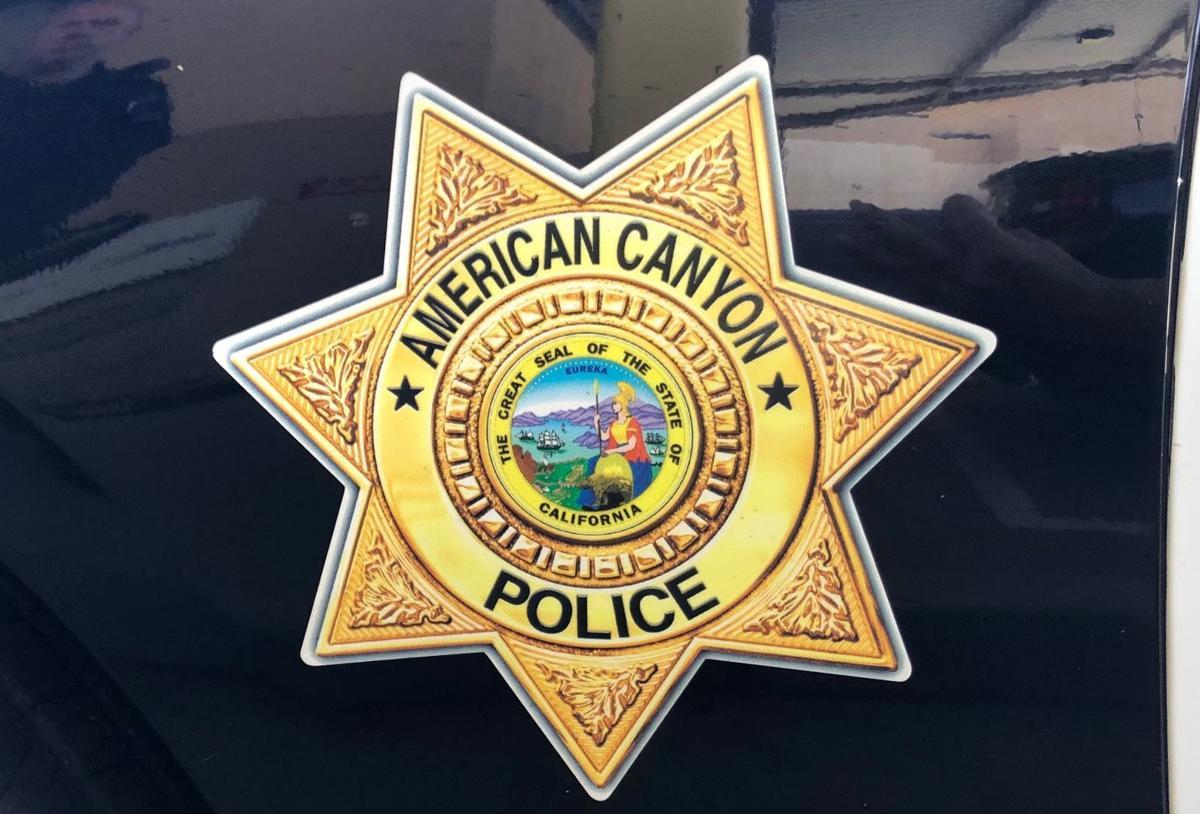 American Canyon Police car