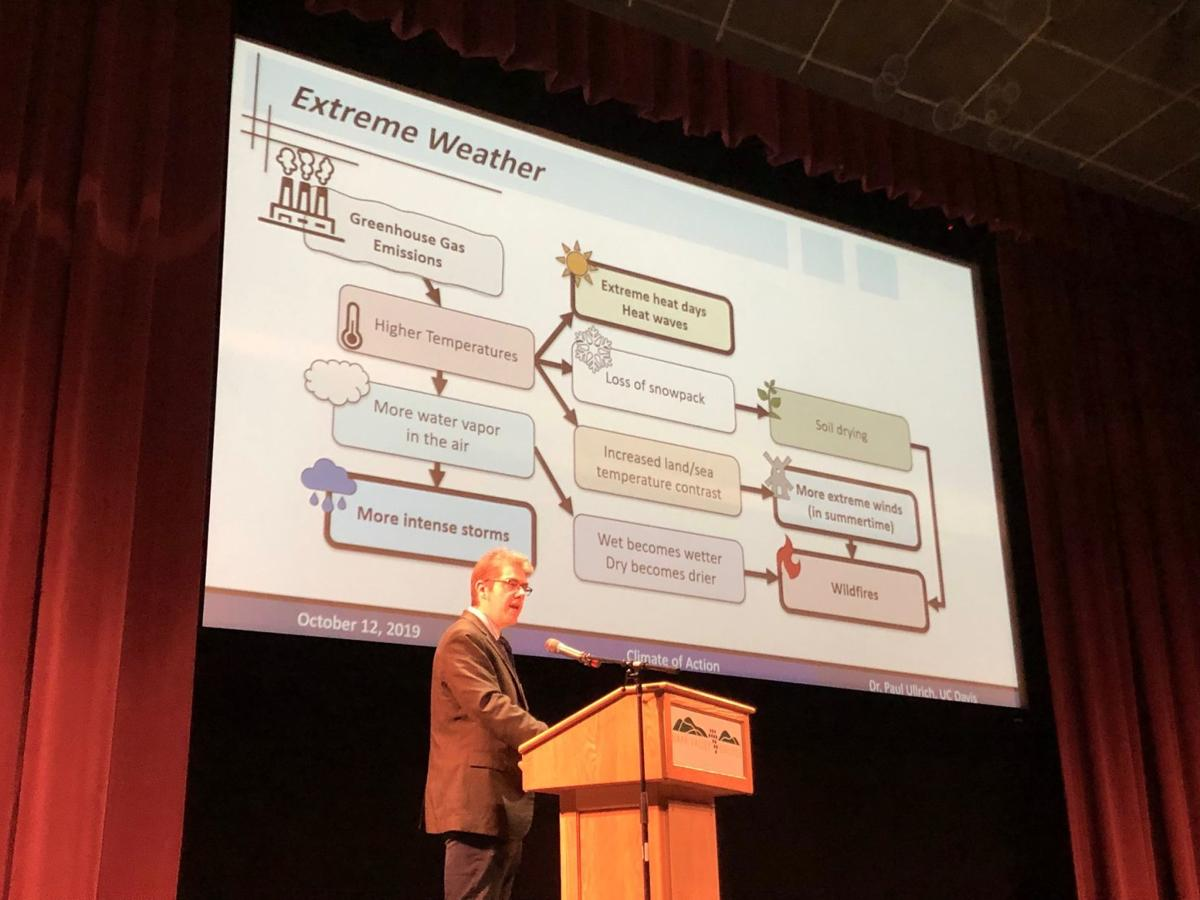 Napa Climate of Action conference