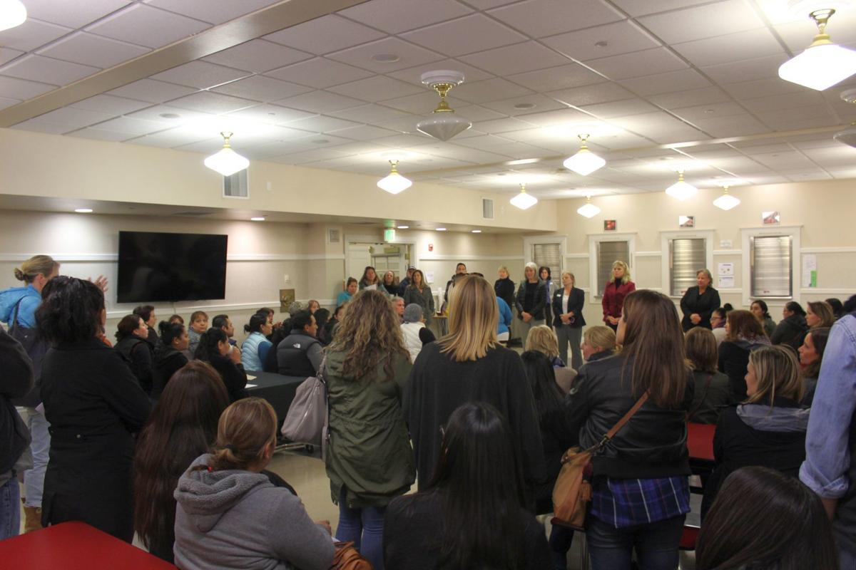 St. Helenans pack attendance to School Safety presentation after Florida shootings