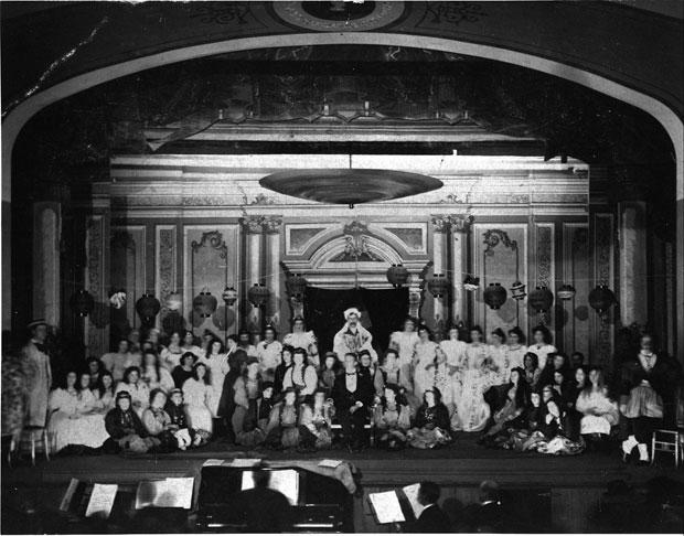 Napa Valley Opera House 1896