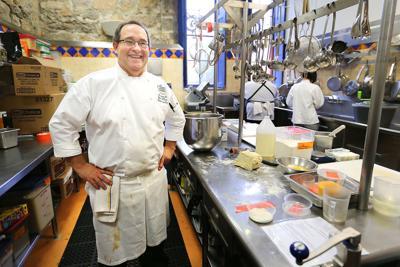 Chef Andrew Wild