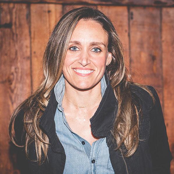Comedian Jessica Inserra
