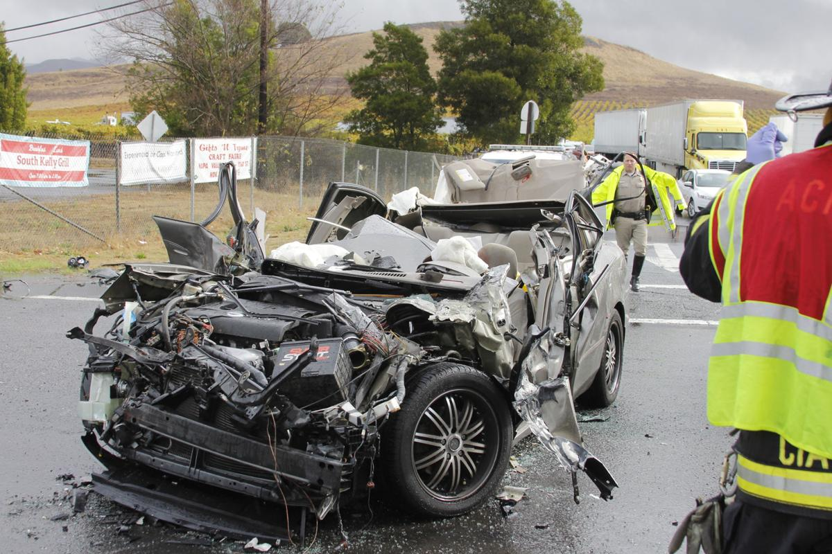Vallejo teen dies in Napa County traffic collision | Local