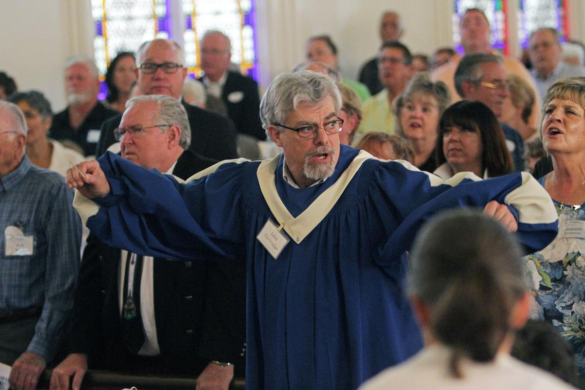 First Presbyterian Church reopens in Napa
