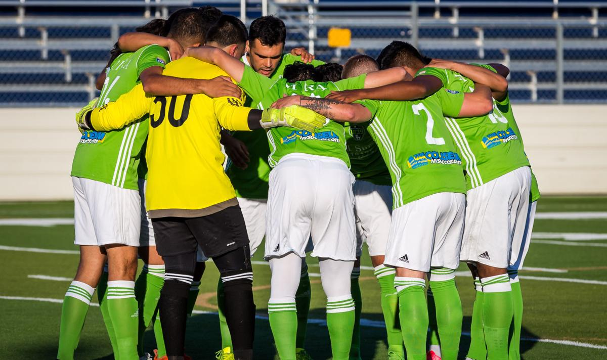 Napa Valley 1839 FC men's soccer