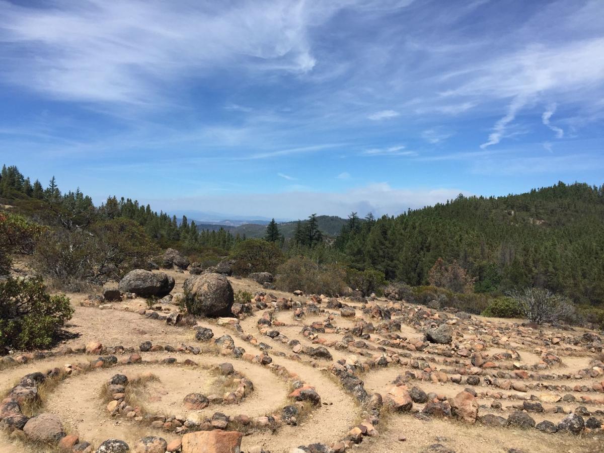 Table Rock maze