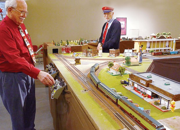 Holiday Train Exhibition